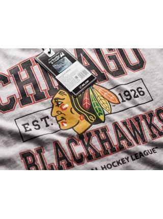 ФУТБОЛКА ДЕТСКАЯ NHL CHICAGO