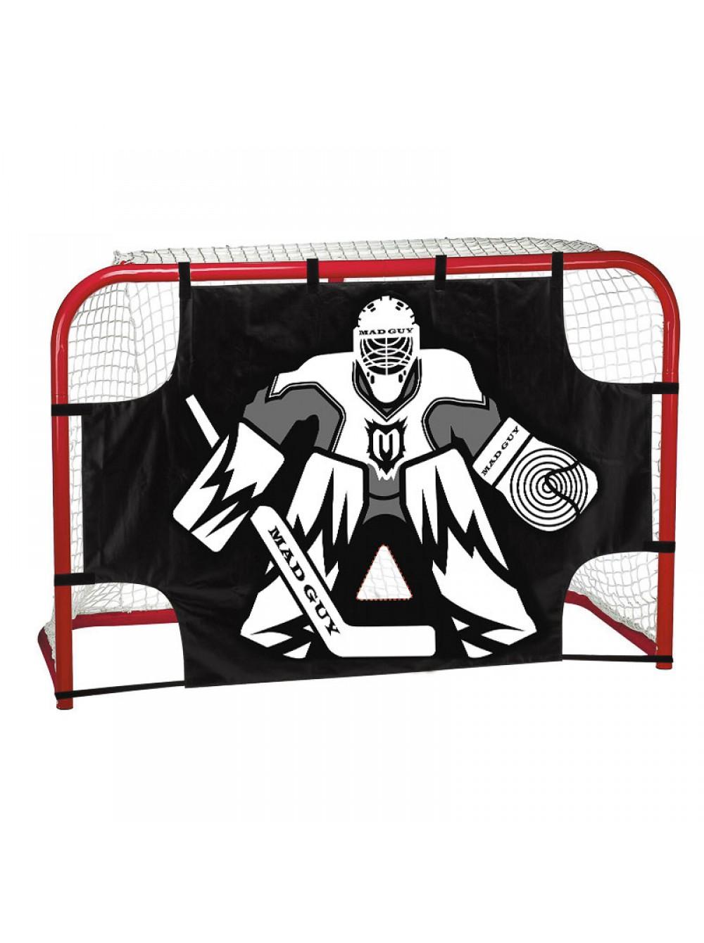 Имитатор вратаря хоккей своими руками размеры