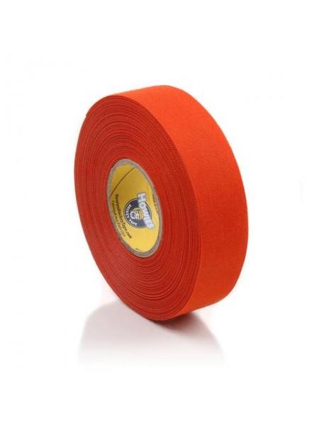 Лента для клюшки HOWIES 24ММ Х 23М (оранжевая)
