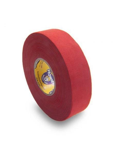 Лента для клюшки HOWIES 24ММ Х 23М (красная)