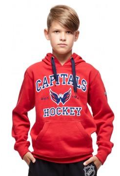 ТОЛСТОВКА NHL CAPITALS ПОДР.