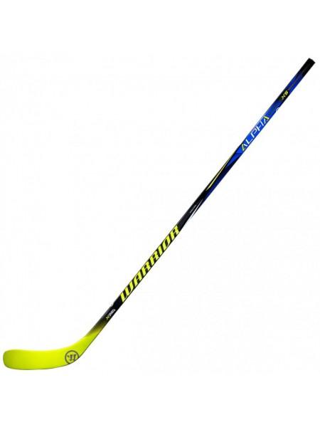 Клюшка хоккейная WARRIOR ALPHA QX5 GRIP JR
