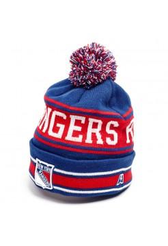 ШАПКА ТРИКОТАЖ. NHL NY RANGERS
